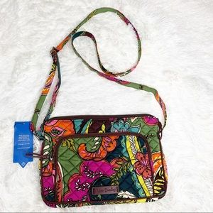 Vera Bradley little hipster with  RFID protection